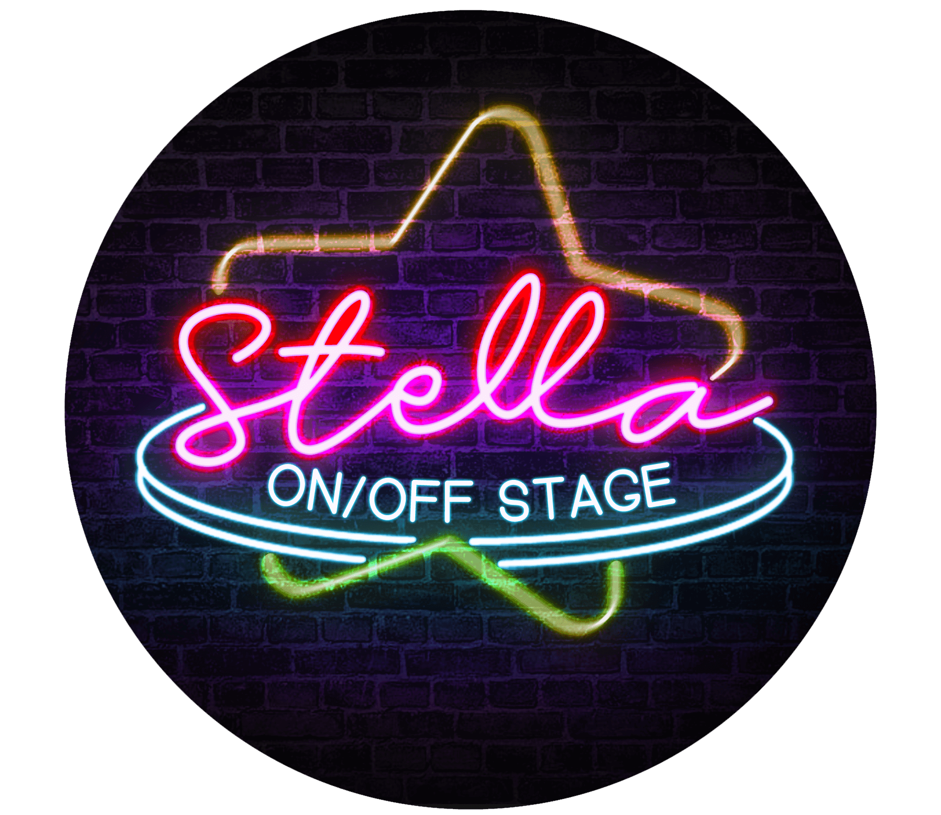 Stella On and Off Stage